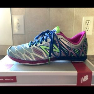 Women's size 6 1/2 New Balance track shoes/spikes